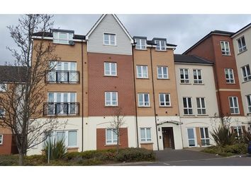 Thumbnail 2 bedroom flat for sale in 69 Pomfret Court, River View, Northampton, Northamptonshire