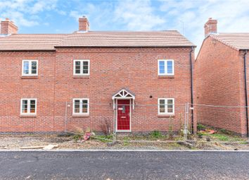 Thumbnail 2 bed semi-detached house to rent in Hanbury, Bromsgrove, Worcestershire