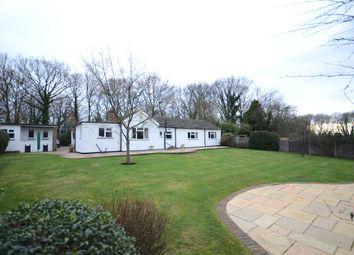 Thumbnail 4 bed detached bungalow for sale in Barkham Road, Wokingham, Berkshire