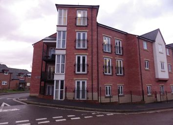 Thumbnail 1 bed flat to rent in Clarkes Court, Banbury, Oxfordshire
