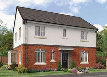 "Thumbnail 4 bed detached house for sale in ""Stevenson"" at Bevan Way, Widnes"