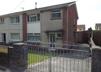 Thumbnail 3 bed semi-detached house for sale in Tir Waun, Cross Hands, Llanelli