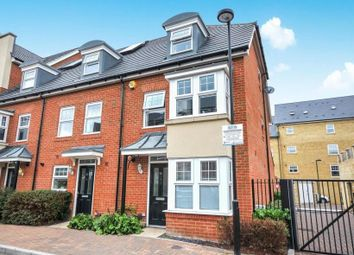 Thumbnail 4 bedroom end terrace house for sale in Mackintosh Street, Bromley