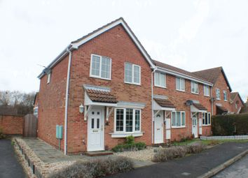 Thumbnail 3 bedroom end terrace house for sale in Pennycress, Locks Heath, Southampton