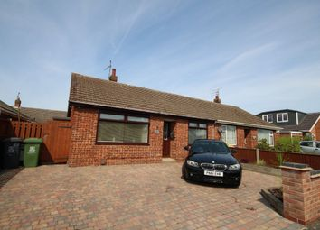 Thumbnail 2 bed semi-detached bungalow for sale in Briar Avenue, Bradwell, Great Yarmouth