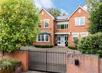 Thumbnail 5 bed detached house for sale in Woodview Close, Kingston Vale, London