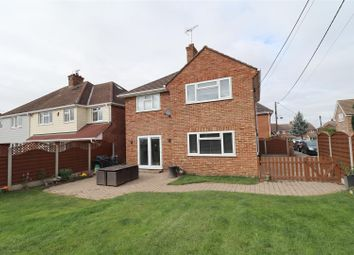 Highfield Close, Braintree CM7. 3 bed detached house