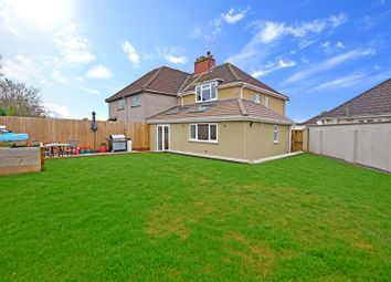 Thumbnail 3 bed semi-detached house for sale in Rudgleigh Avenue, Pill, Bristol