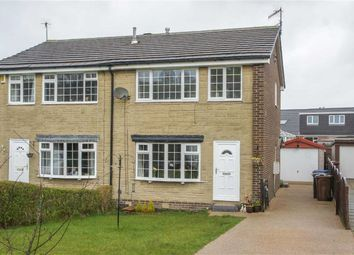 Thumbnail 3 bed semi-detached house for sale in Stapper Green, Wilsden, West Yorkshire