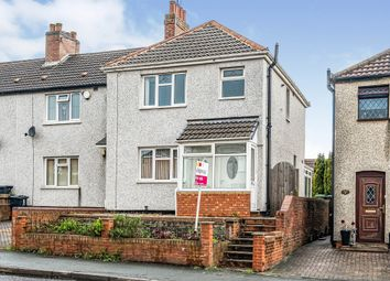 Thumbnail 3 bed end terrace house for sale in Bunns Lane, Dudley