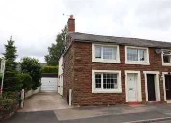 Thumbnail 3 bed end terrace house for sale in Station Road, Cumwhinton, Carlisle, Cumbria