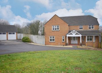 Thumbnail 4 bed detached house for sale in Home Farm Way, Penllergaer, Swansea