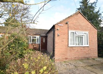 Thumbnail 2 bed bungalow for sale in Station Road, Honeybourne, Evesham