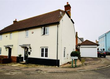 Thumbnail 3 bed semi-detached house for sale in Silvester Way, Springfield, Chelmsford, Essex