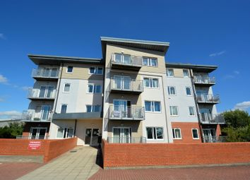 Thumbnail 2 bed flat for sale in Abbey Wharf, Canal Road, Selby