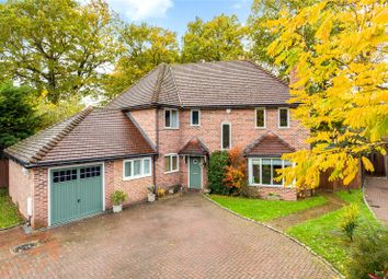 Thumbnail 5 bedroom detached house for sale in Pyrian Close, Woking, Surrey