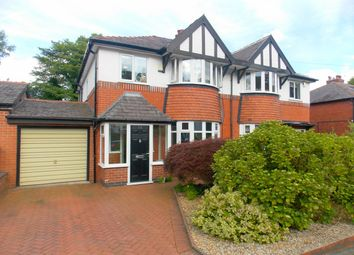 Thumbnail 3 bed semi-detached house for sale in Rhosleigh Avenue, Sharples, Bolton