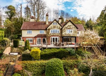 Thumbnail 7 bedroom detached house for sale in Woodhurst Lane, Oxted