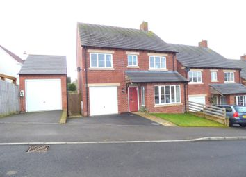 Thumbnail 4 bed detached house to rent in Gaineys Well, Stroud