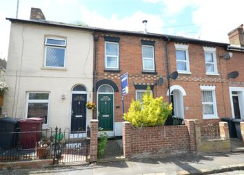 Thumbnail 2 bedroom terraced house to rent in Sherman Road, Reading