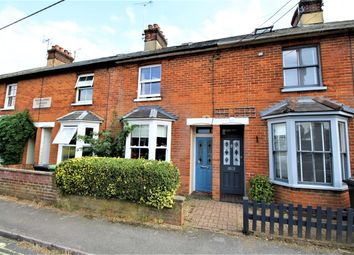 Thumbnail 2 bed terraced house for sale in Victoria Road, Alton, Hampshire
