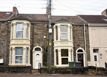 Thumbnail 2 bed terraced house for sale in Lower Hanham Road, Hanham