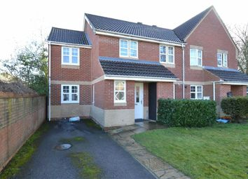 Thumbnail 3 bed semi-detached house for sale in Water Lane, Greenham, Berkshire