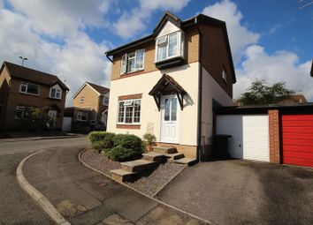 Thumbnail 3 bed detached house for sale in Jeffery Court, Warmley, Bristol