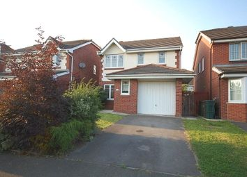 Thumbnail 3 bed detached house for sale in Columbine Way, St Helens, Warrington