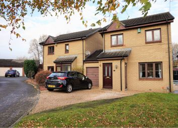 Thumbnail 3 bed link-detached house for sale in Greenlaw Crescent, Paisley