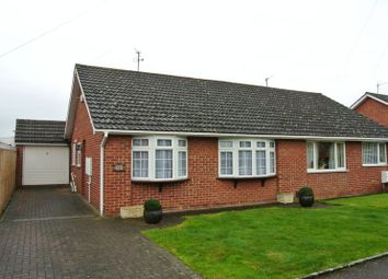 Thumbnail 2 bed semi-detached bungalow for sale in Oldbury Orchard, Churchdown, Gloucester