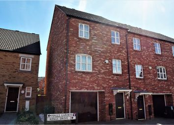 Thumbnail 4 bedroom town house for sale in Kings Drive, Stoke Gifford