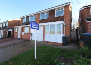 Thumbnail 3 bed semi-detached house to rent in Stowe Drive, Southam