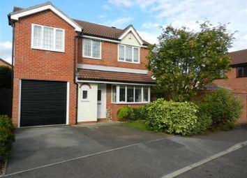 Thumbnail 4 bedroom detached house for sale in Meadow Way, Bradley Stoke, Bristol