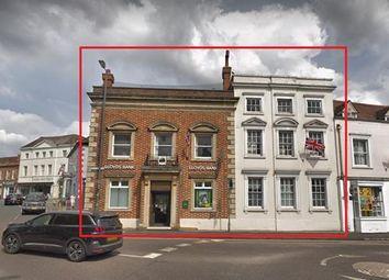 Thumbnail Retail premises for sale in 18/19 Market Square, Buckingham, Buckinghamshire