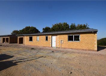 Ash Lane, Martock, Somerset TA12. 4 bed detached bungalow