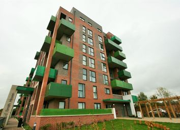Thumbnail 2 bed flat to rent in Smith House, Matthews Close, Wembley Park
