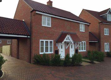 Thumbnail 2 bedroom semi-detached house to rent in The Sandlings, Martlesham, Woodbridge