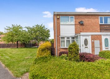 Thumbnail 2 bed end terrace house for sale in Wallington Walk, Billingham