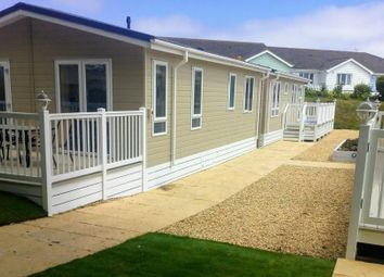 Thumbnail 2 bed mobile/park home for sale in Mundesley Holiday Village, Paston Road, Mundesley, Norfolk
