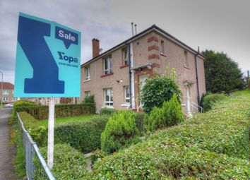 Thumbnail 1 bed flat for sale in Lockhart Street, Glasgow