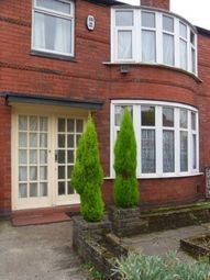 Thumbnail 5 bed property to rent in Mauldeth Road, Withington, Manchester