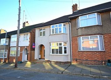 Thumbnail 3 bedroom end terrace house for sale in Freehold Street, Northampton