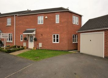 Thumbnail 3 bed semi-detached house for sale in Ireton Close, Belper, Derbyshire