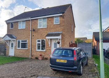 Thumbnail 2 bed semi-detached house for sale in Portsch Close, Carlton Colville, Lowestoft