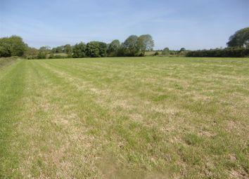 Thumbnail Land for sale in Eglwyswrw, Crymych