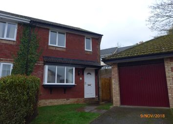 Thumbnail 3 bed semi-detached house to rent in Little Close, Kingsteignton