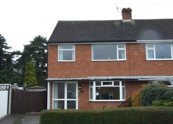 Thumbnail 3 bed semi-detached house for sale in Welbeck Road, Radcliffe-On-Trent, Nottingham
