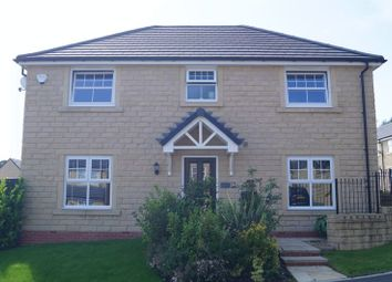 Thumbnail 4 bed detached house for sale in Shoemaker Gardens, Rossendale