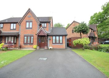 Thumbnail 4 bed detached house for sale in Laburnum Close, Bedworth